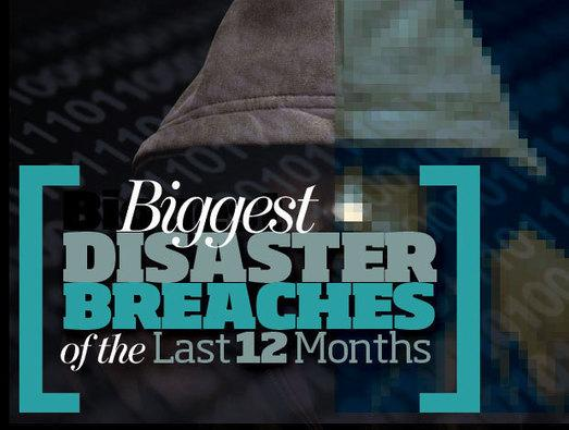 In pictures: 12 biggest data breaches of the last 12 months