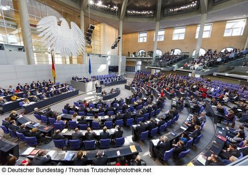 The German Bundestag