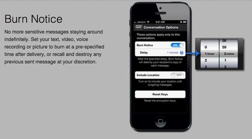 Silent Circle, a Washington, D.C.-based company specializing in encrypted communications, released an application called Silent Text for Android devices on Wednesday that encrypts and securely erases messages and files.