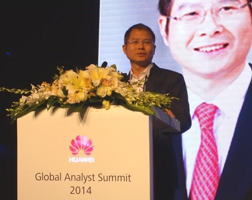 Huawei's Rotating CEO Eric Xu