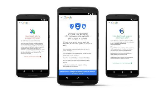 Google launched a site that answers important questions about privacy and security.