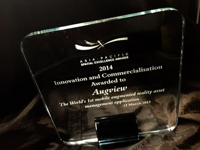 Augview has taken out the 2014 APSEA for Innovation and Commercialisation.