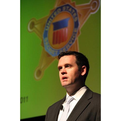 Peter Gannon of the US Secret Service.