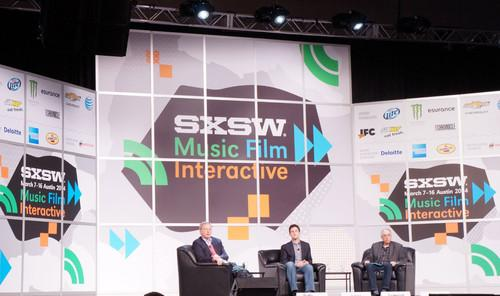 """We were surprised"" by the NSA revelations, Google executive chairman Eric Schmidt said during a Friday panel at South by Southwest with Jared Cohen, director of Google Ideas."