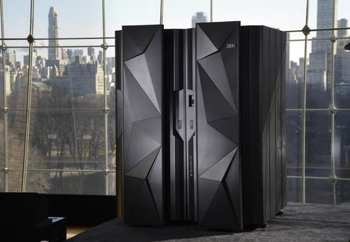 IBM's z13 mainframe