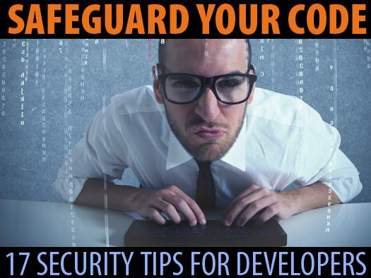 In Pictures: 17 security tips for developers to safeguard code