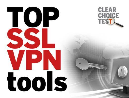 In Pictures: Top SSL VPN tools