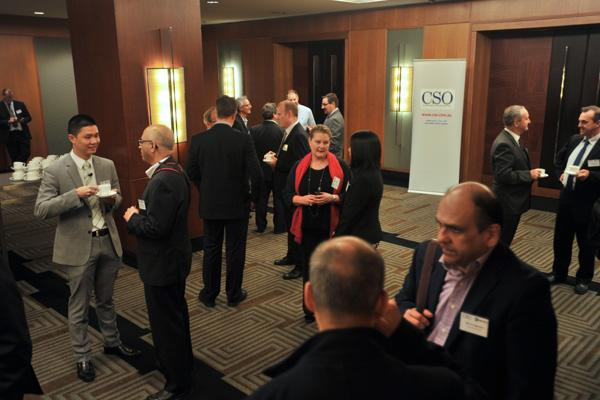 CSO Breakfast The Identity-Powered Enterprise Access Management for a World without Perimeters