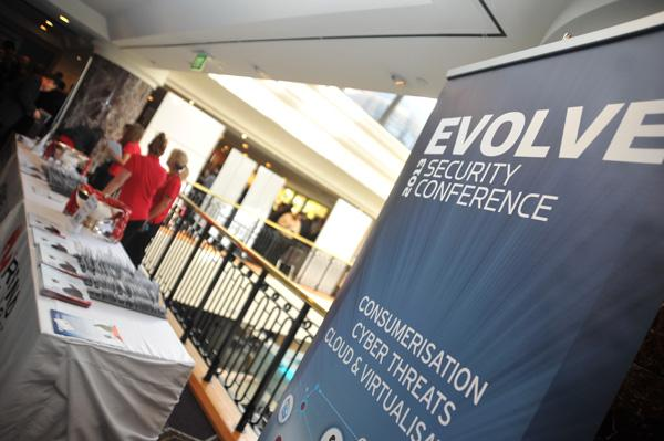 Evolve Security Conference 2013 rolling coverage