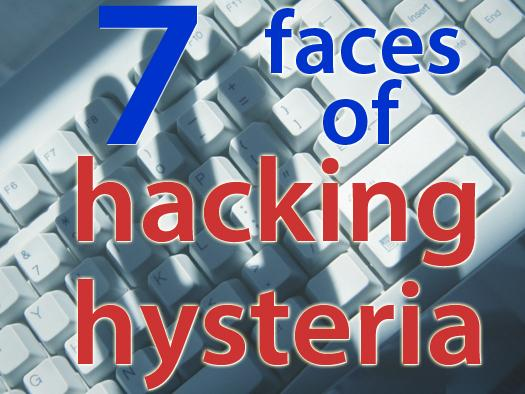 In Pictures: 7 faces of 'hacking' hysteria