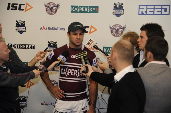 Sea Eagles fly with Kaspersky sponsorship