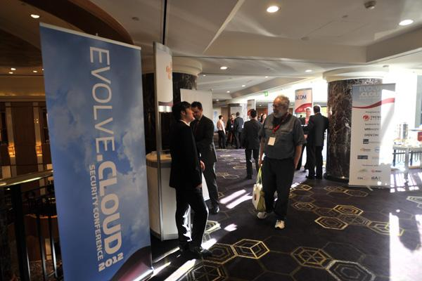 Evolve.Cloud hits Sydney with a bang