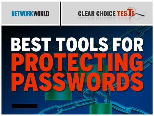 In Pictures: Best tools for protecting passwords