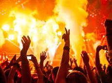 Next-gen firewalls protect crews at VIC concert